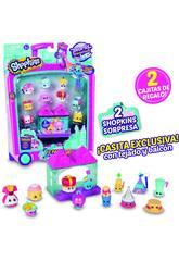 Shopking S8 World Vacation Europe Tour Pack 12 Giochi Preziosi HPK95011