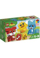 Lego Duplo Meine Ersten Tiere - Farben Lernen 10858