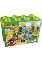 Lego Duplo Caja de Ladrillos Gran Zona de Juegos 10864