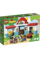 Lego Duplo Estável dos Pôneis 10868