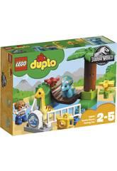 Lego Duplo Jurassic World Mini-zoo Dinosaures 10879