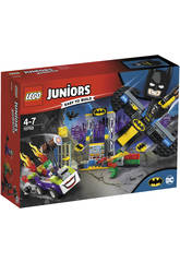 Lego Juniors Attaque de Joker à la Bat-cave 10753