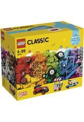 Lego Classic Mattoncini su Ruote 10715