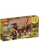 Criador de Lego Criaturas Míticas 31073
