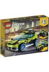 Lego Creator Voiture de Rallye à Réaction 31074