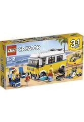 Lego Creator Fourgonnette de Plage 31079