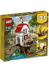 Lego Creator Trésors de la Cabane dans l'Arbre 31078