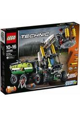 Lego Technic Maquina Forestal 42080