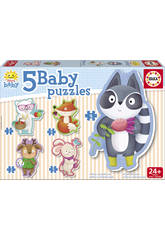 Baby Puzzle Animalitos Educa 16816