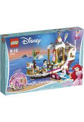 Lego Disney Princess La barca della festa reale di Ariel 41153