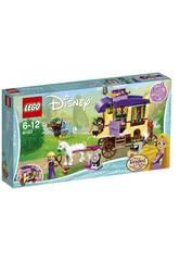 Lego Princesses Caravane de Voyage de Raiponce 41157