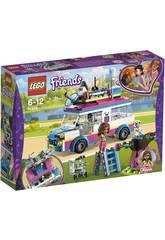 Lego Friends Vehículo de Operaciones de Olivia 41333