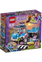 Lego Friends Caminhão de Assistência e Mantimento 41348