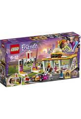 Lego Friends Cafetería de Pilotos 41349