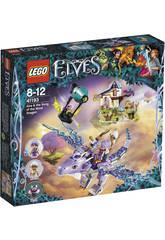 Lego Elves Aira y la Canción del Dragón del Viento 41193