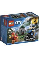 Lego City Inseguimento fuori strada 60170