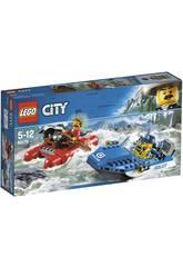 Lego City Huida por Aguas Salvajes 60176