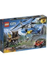 Lego City L'Arrestation dans la Montagne 60173