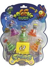 Poeeng Bugs Set mit 6 Poeengs Bandai 153529
