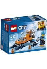 Lego City Ártico Trineo Glacial 60190