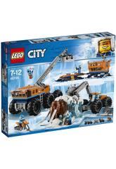 Lego City Ártico Base Móvil de Exploración 60195