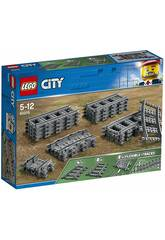 Lego City Binari 60205