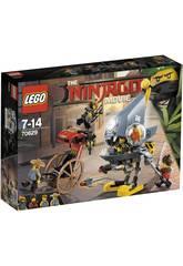 Lego Ninjago Attacco del Piranha 70629