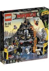 Lego Ninjago Guarida Volcánica de Garmadon 70631