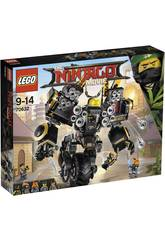 Lego Ninjago Robot Sísmico 70632