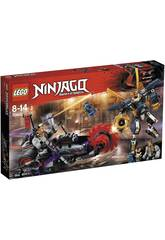 Lego Ninjago Killow vs. Samurai X 70642