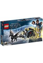 Lego Die fantastischen Tiere Flucht aus Grindelwald 75951