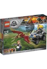 Lego Jurassic World Caza del Pteranodon 75926