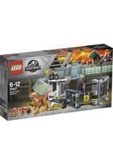Lego Jurassic World Escape de Stygimoloch 75927