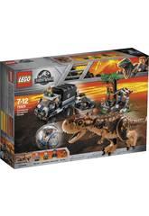 Lego Jurassic World Huida del Carnotaurus 75929