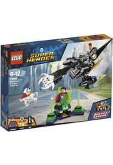 Lego Super Heróis Super-Man e Krypto Equipa de Super Heróis 76096