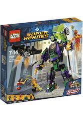 Lego Super Heroes Duello robotico con Lex Luthor 76097