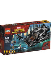 Lego Super Héros Attaque du Talon Royal Fighter 76100