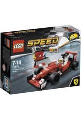 Lego Speed Champions SF16-H de la Escudería Ferrari 75879
