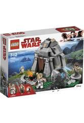 Lego Star Wars Entrenamiento en Ahch to Island 75200