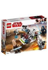 Lego Star Wars Pack de Combate Jedi y Soldados Clon 75206