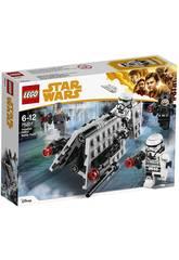 Lego Star Wars Pack de Batalla Patrulla Imperial 75207