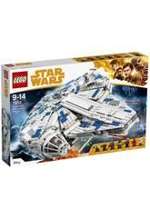Lego Star Wars Faucon Millénaire du Coureur de Kessel 75212