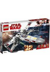 Lego Star Wars Chasseur Stellaire Ala-X 75218