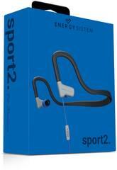 Fones de ouvido Mic Sport 2 cores azul energia Sistem 429370