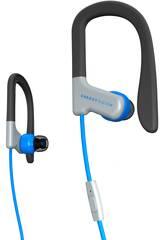 Écouteurs Sport 1 Mic Couleur Bleu Energy Sistem 429332