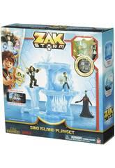 Zak Storm Playset Sino Island Bandai 41570
