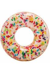 Bouée Gonflable Donut 114 cm. Intex 56263