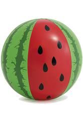 Balle Gonflable Pastèque 107 cm. Intex 58071