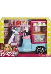 Barbie Scooter Bistrot Mattel FHR08