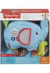 Fisher Price Éléphant d'Activités Mattel FDC58